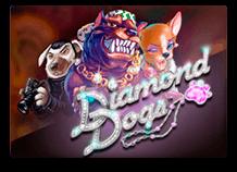 Бриллиантовые Собаки игровой автомат