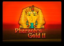 Золото Фараона II игровой автомат