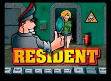 Слот Резидент — играть онлайн