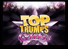 Однорукий бандит Top Trumps Celebs