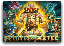 В игровой автомат Spirits Of Aztec играть бесплатно