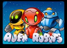 Автомат Alien Robots бесплатно в казино