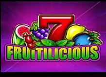 Fruitilicious — игровой автомат