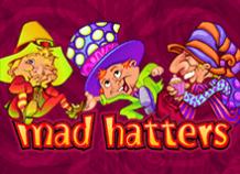 Играйте на реальные деньги в Mad Hatters или в Безумные Шляпники