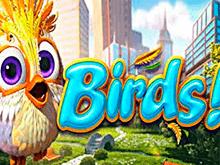 Birds! от Betsoft — игровой онлайн-автомат от Betsoft