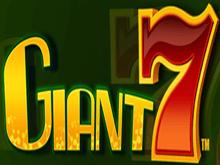 Giant 7 — играйте в игровой онлайн-автомат от Novomatic