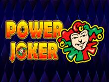 Популярный игровой автомат Power Joker от Novomatic на реальные деньги