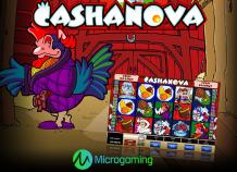Игровой автомат Cashanova в онлайн казино Вулкан – официальном зеркале