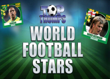 Top Trumps World Football Stars виртуальный игровой автомат онлайн